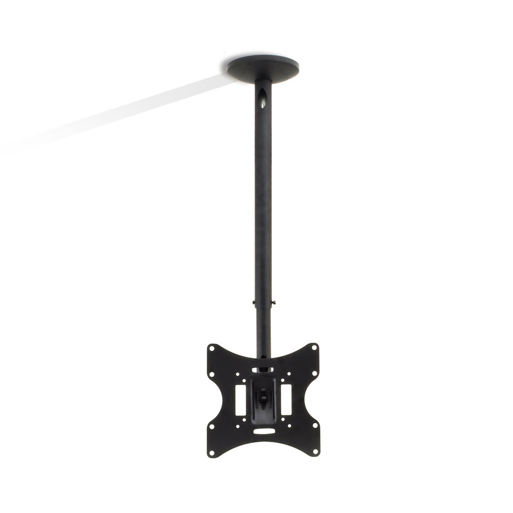 Lcd Ceiling Mount: NEW Pyle PCTVM15 Universal Tilt/Swivel Adjustable Ceiling