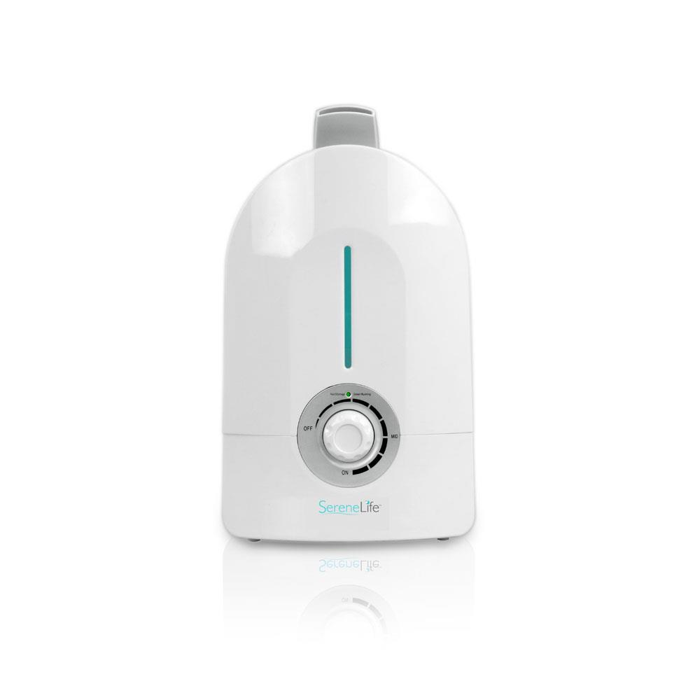 how to clean life brand cool mist humidifier