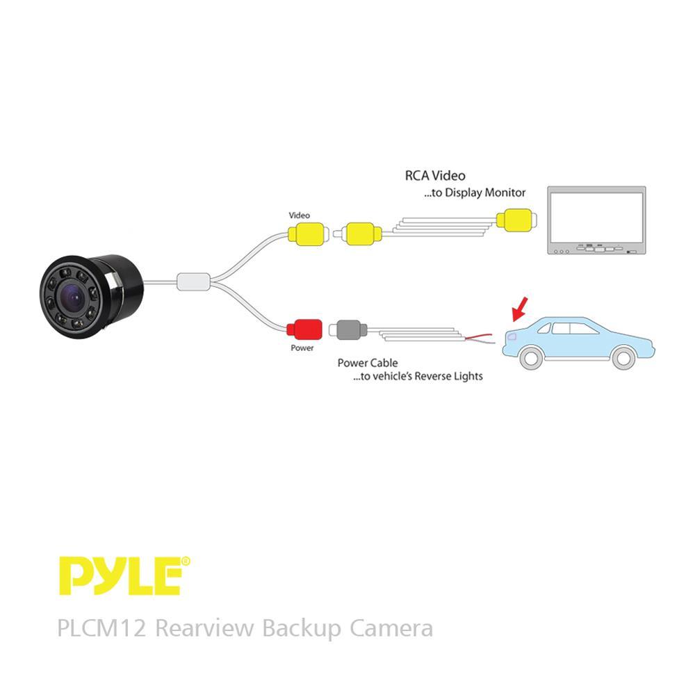 Pyle Plcm7200 Wiring Diagram Electrical Diagrams Kotaksurat Co Schematics View
