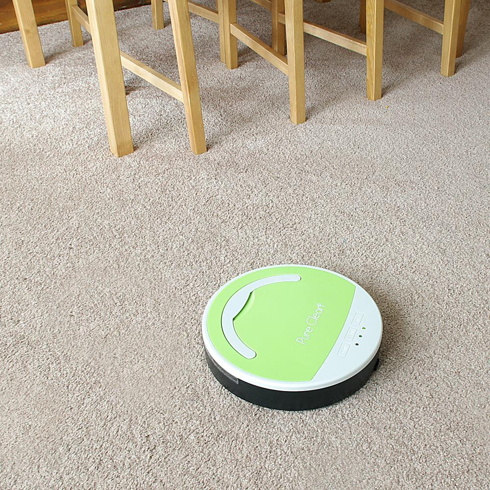 New Pyle Pucrc15 Smart Robot Vacuum Cleaner Automatic