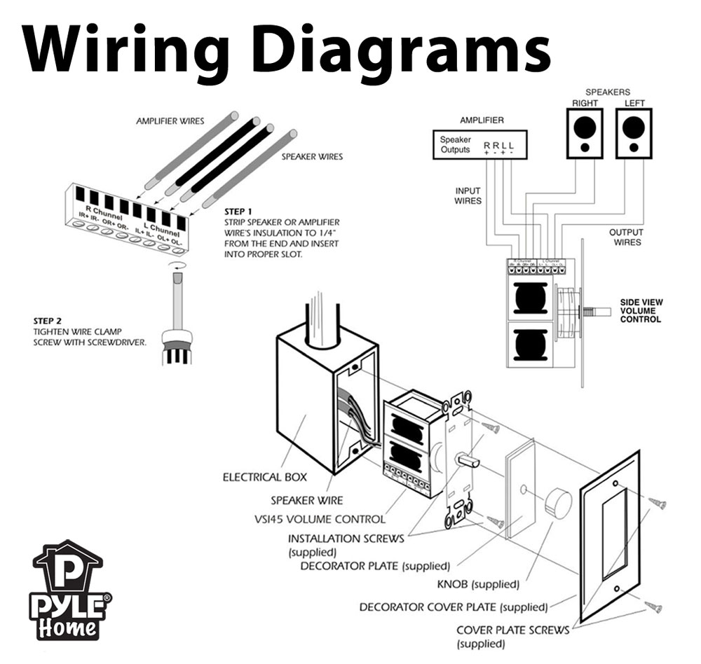 wiring diagram for home theater speakers with Fader Speaker Wiring Diagram on Pioneer 2 5 Car Speakers additionally Wall Mount Rotary Volume Control Knob  3 Color Wall Plate besides 4bkrb Connect Bose Lifestyle 12 System Speakers Sony likewise Bose Lifestyle Wiring Diagram further 1796473 Minidsp Ddrc 88a Official Thread 8 Channel Ai Ao Dirac Live Box.