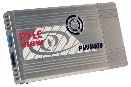 Pyle - Plug In Car Compact 240 Watt Power Inverter DC/AC at Sears.com