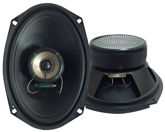 Lanzar - VX 6''x 9'' Two-Way Speakers at Sears.com