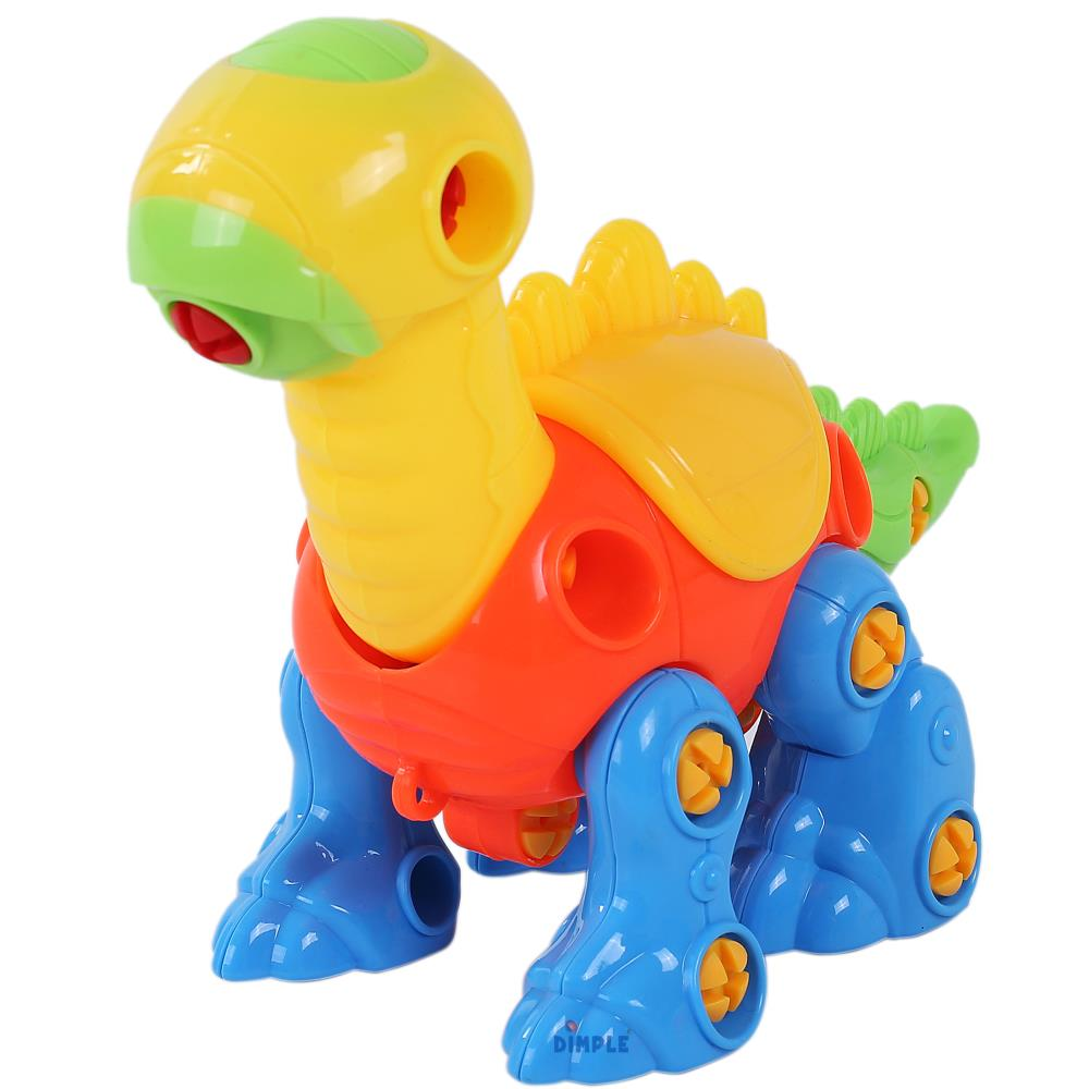 Dimple - DC12753 - Dinosaur Take Apart Toy Set for Kids by