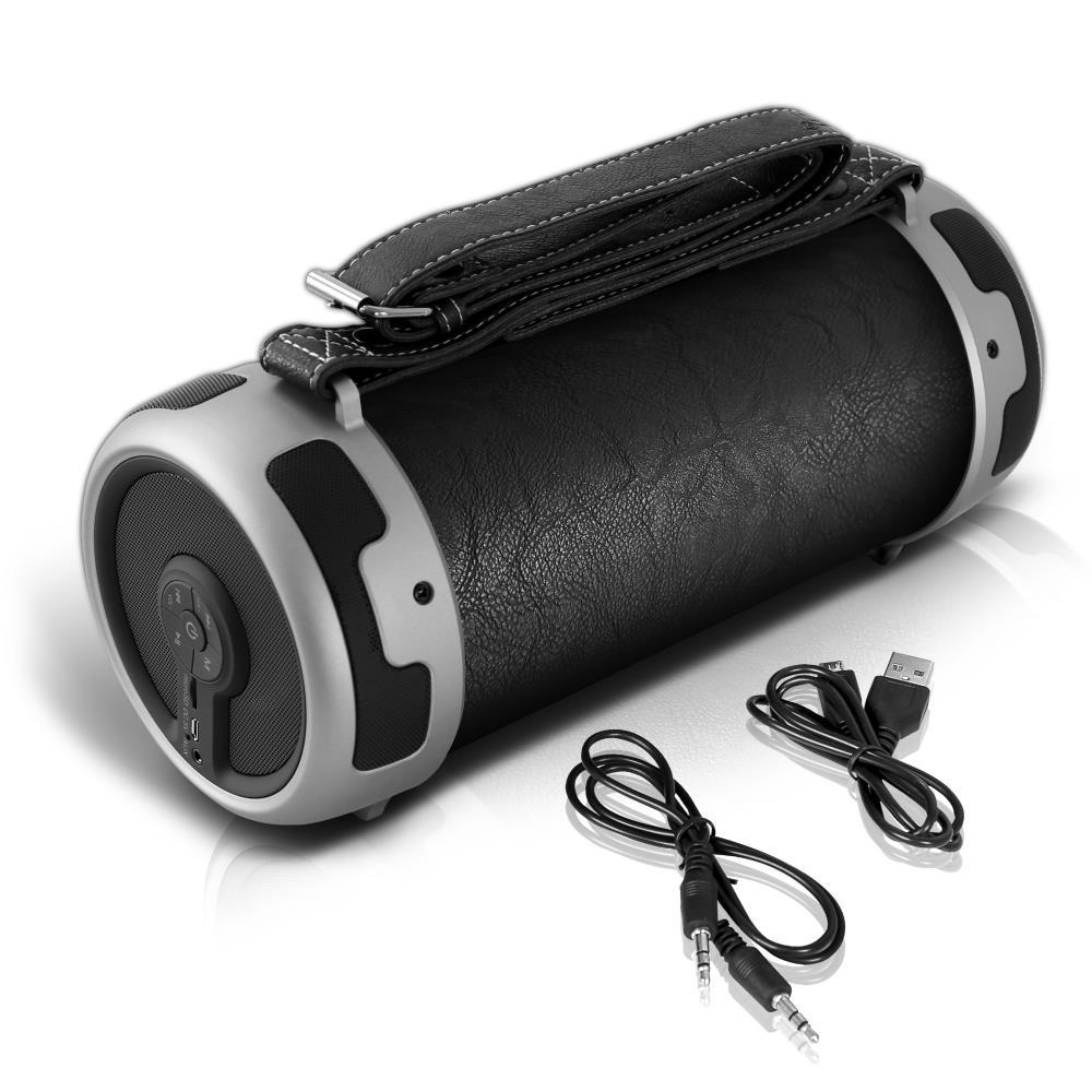 Pyle - PBMSPG16 - Portable Bluetooth Wireless BoomBox Stereo