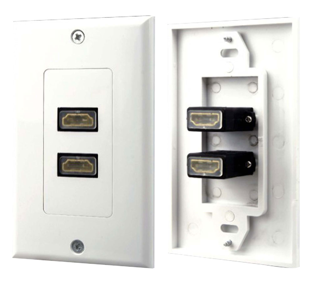 Wiring Hdmi Wall Plate