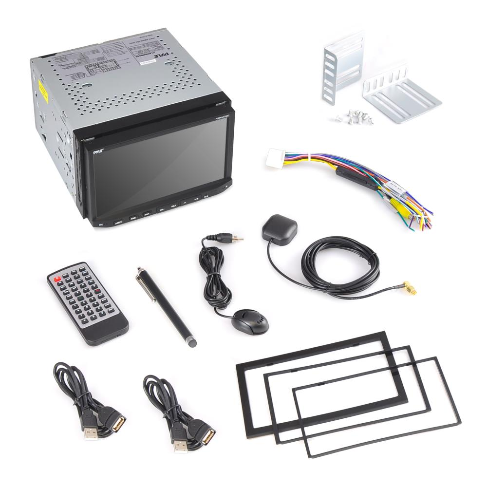 Pyle - PLDNAND692 - Double DIN Android Headunit Stereo