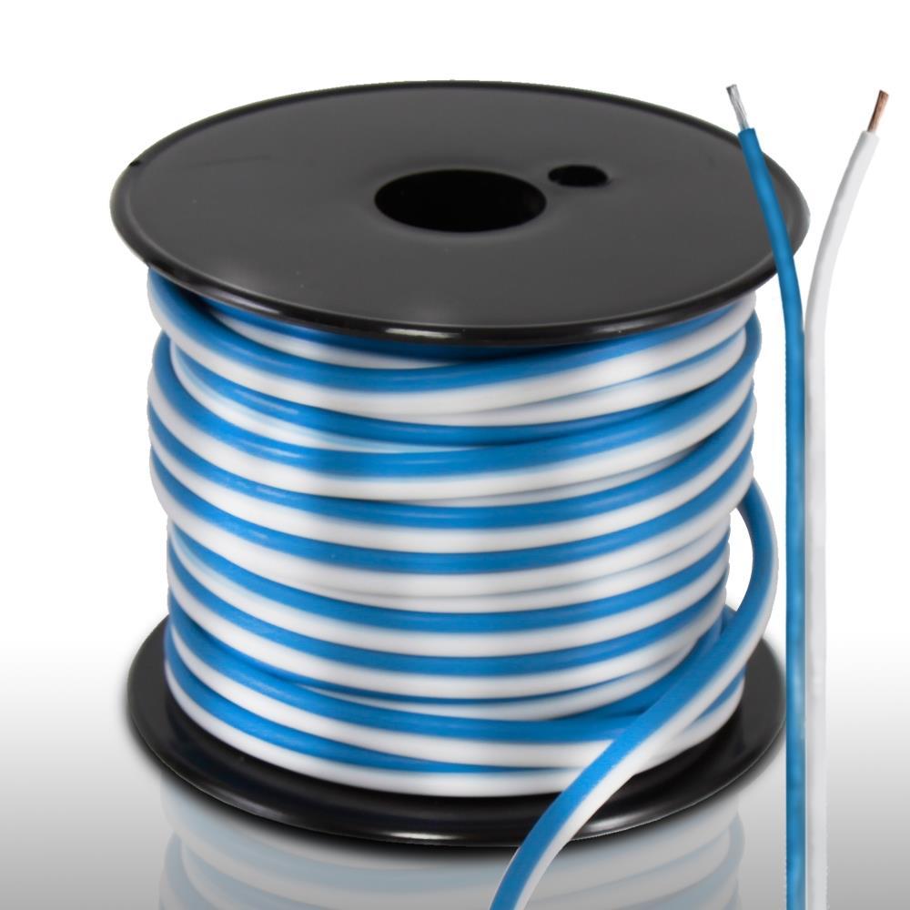 Pyle - PLMRSW50 - 18 Gauge 50 FT Stereo Marine Grade Speaker Wire