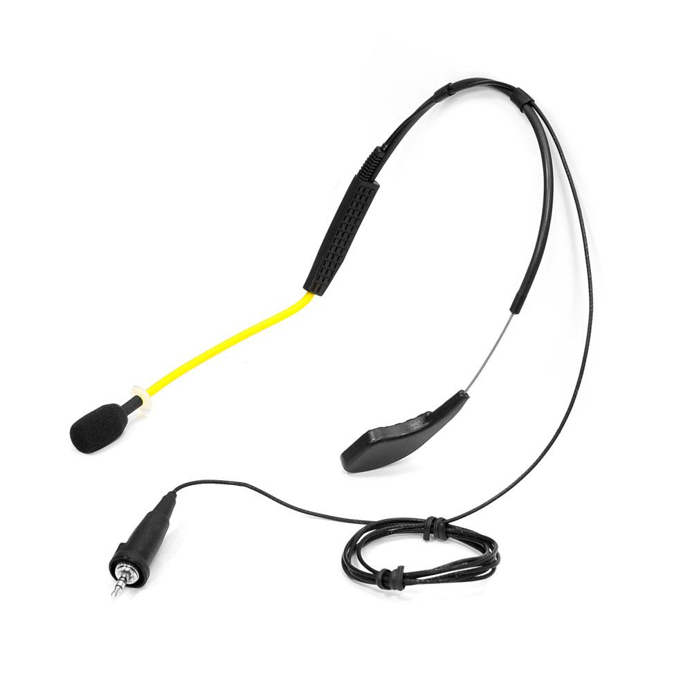 Pylesports Pmkwp2 Flexible Waterproof Sweatproof Headset Sennheiser Microphone Wiring Diagram