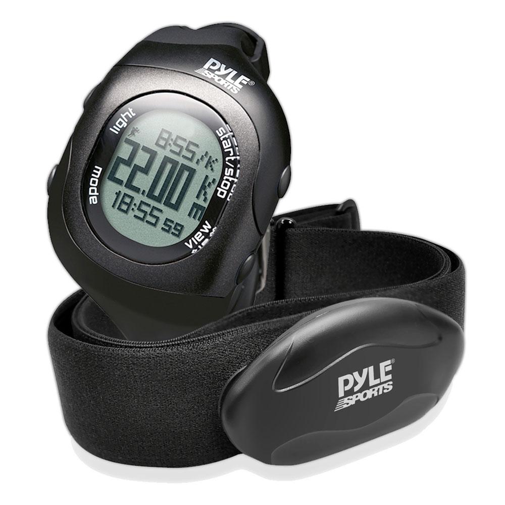 Pyle - PSBTHR70BK - Bluetooth Wireless Heart Rate Monitor