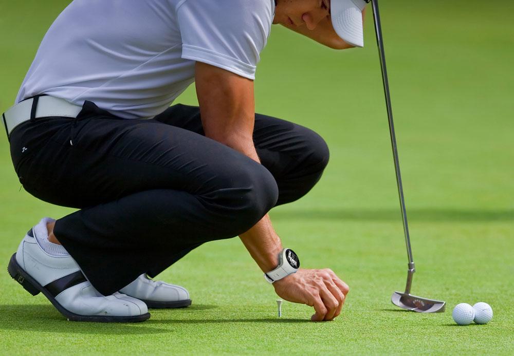 pyle gps smart golf watch