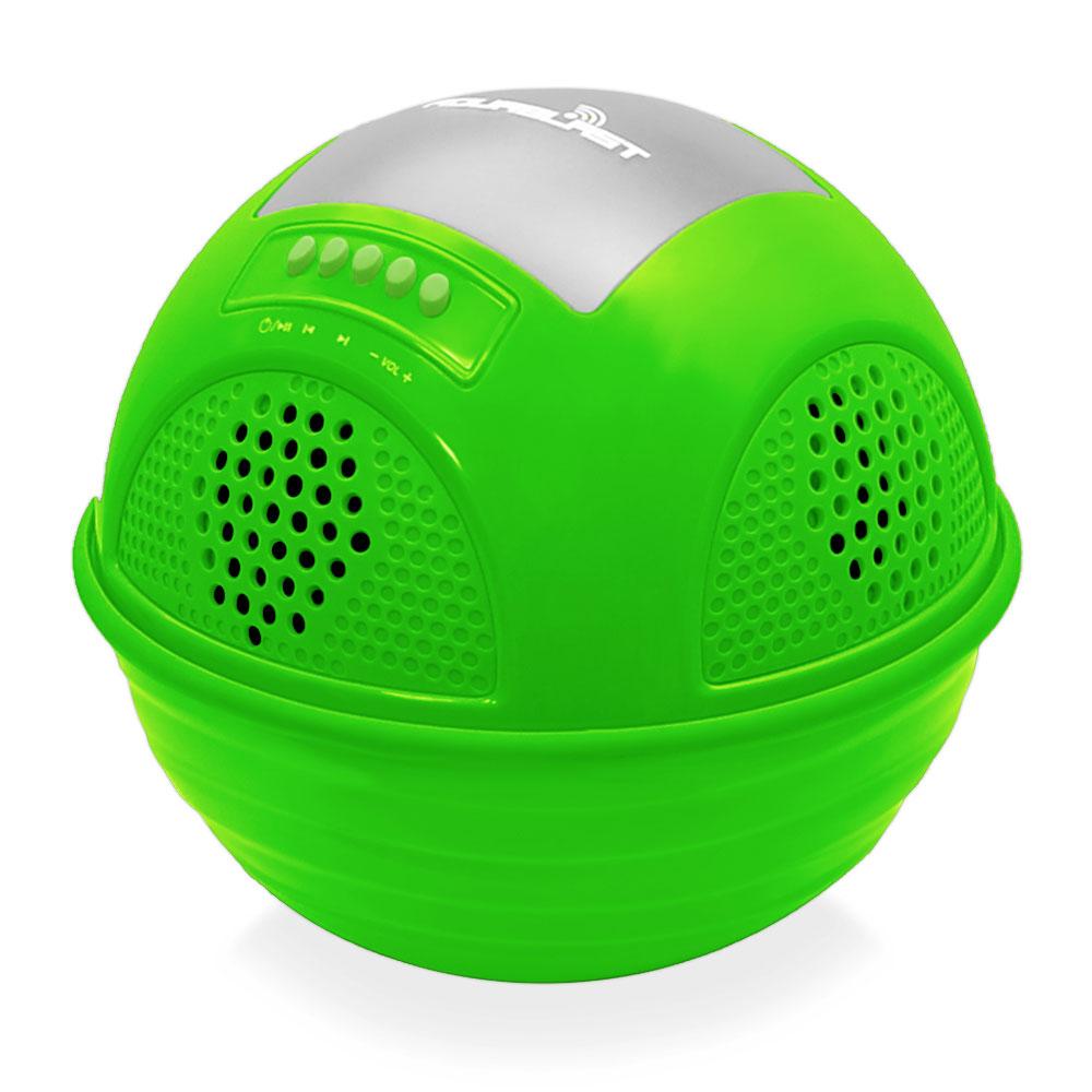 PyleHome - PWR90DGN - Aqua Blast Bluetooth Floating Pool Speaker ...