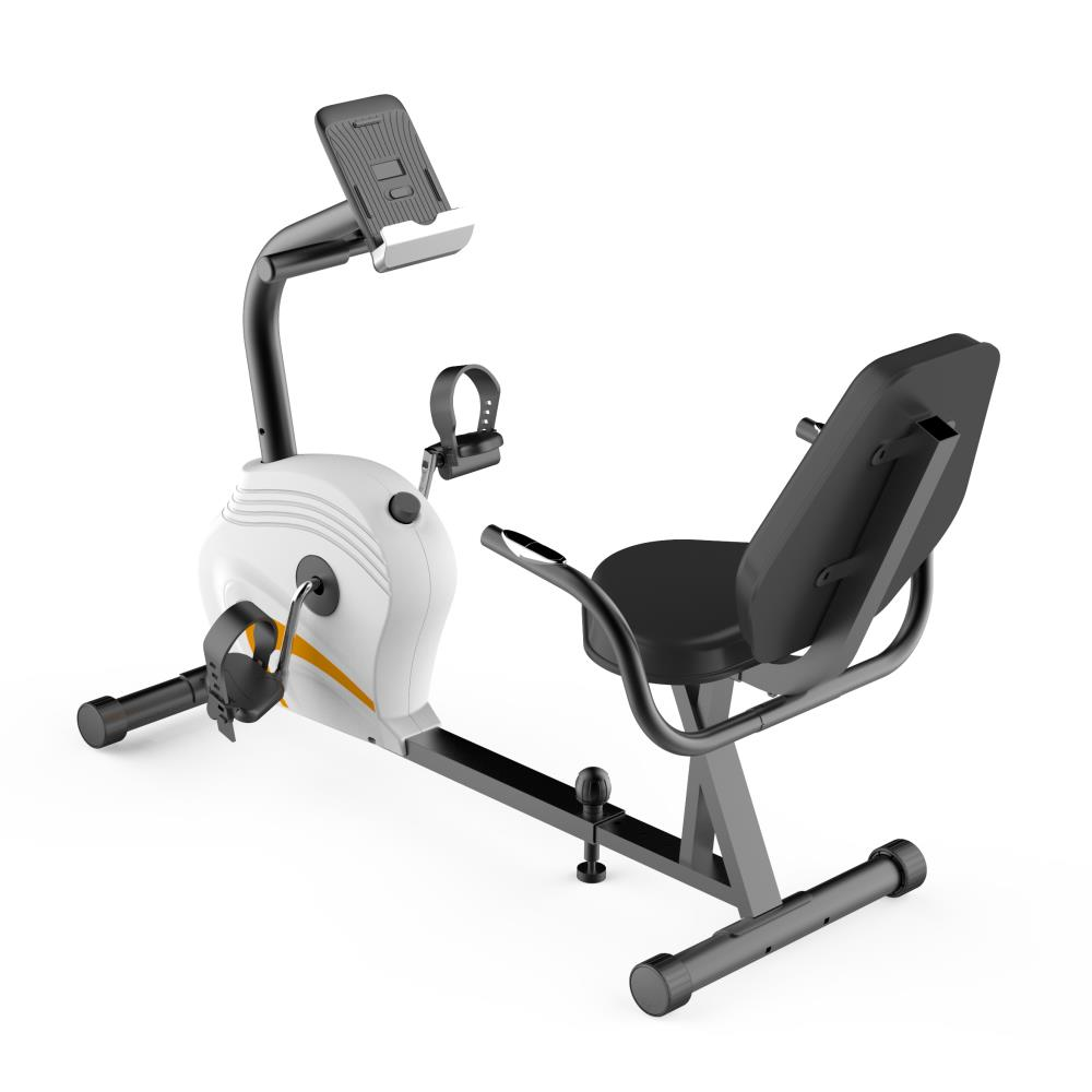 SereneLife   SLXB3   Home/Office Recumbent Exercise Bike   Bicycle Pedaling  Fitness Machine