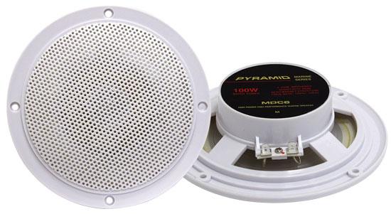 525-Marine-100-Watts-Dual-Cone-Waterproof-Stereo-Speakers