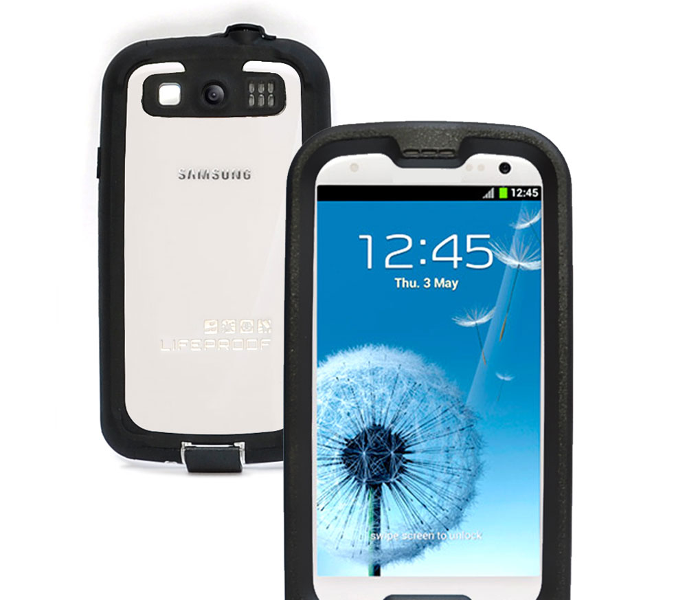LifeProof cases and accessories let you pack your tech along on your adventures, keeping you connected every soggy, snowy, muddy step of the way.