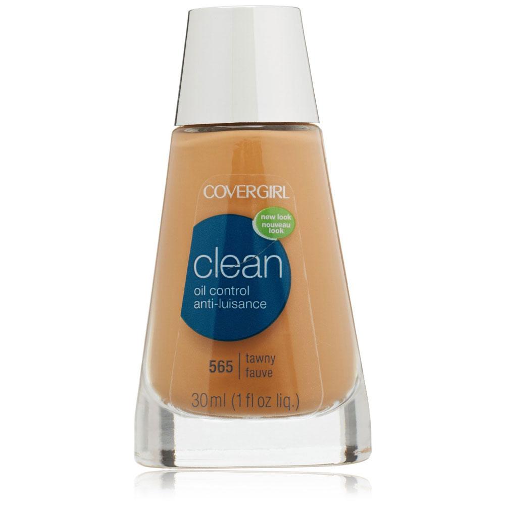 Covergirl Cove840916 Clean Oil Control Liquid Makeup