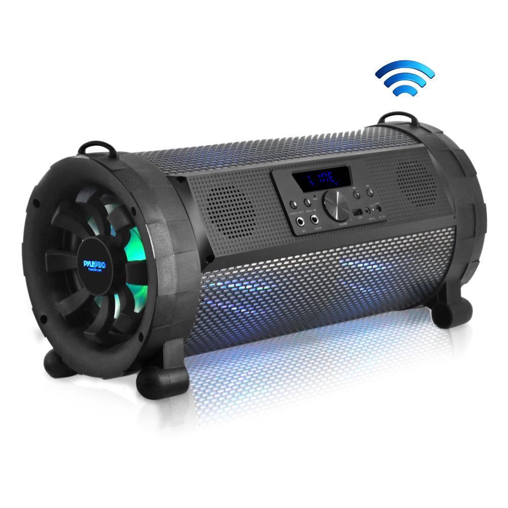 Pyle Pbmspg190 Street Blaster Bluetooth Boom Box