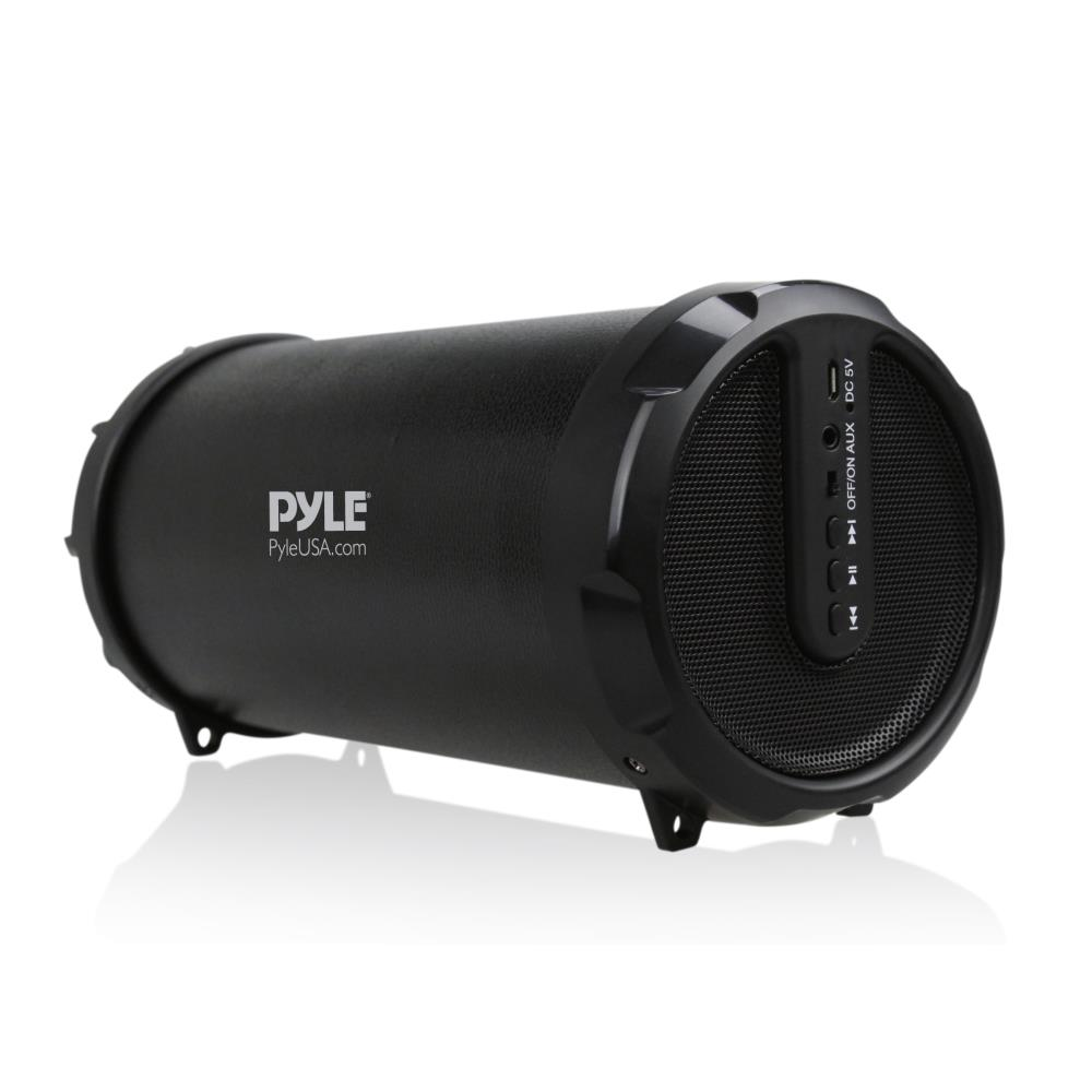 Pyle Pbmspg7 Portable Bluetooth Wireless Boombox