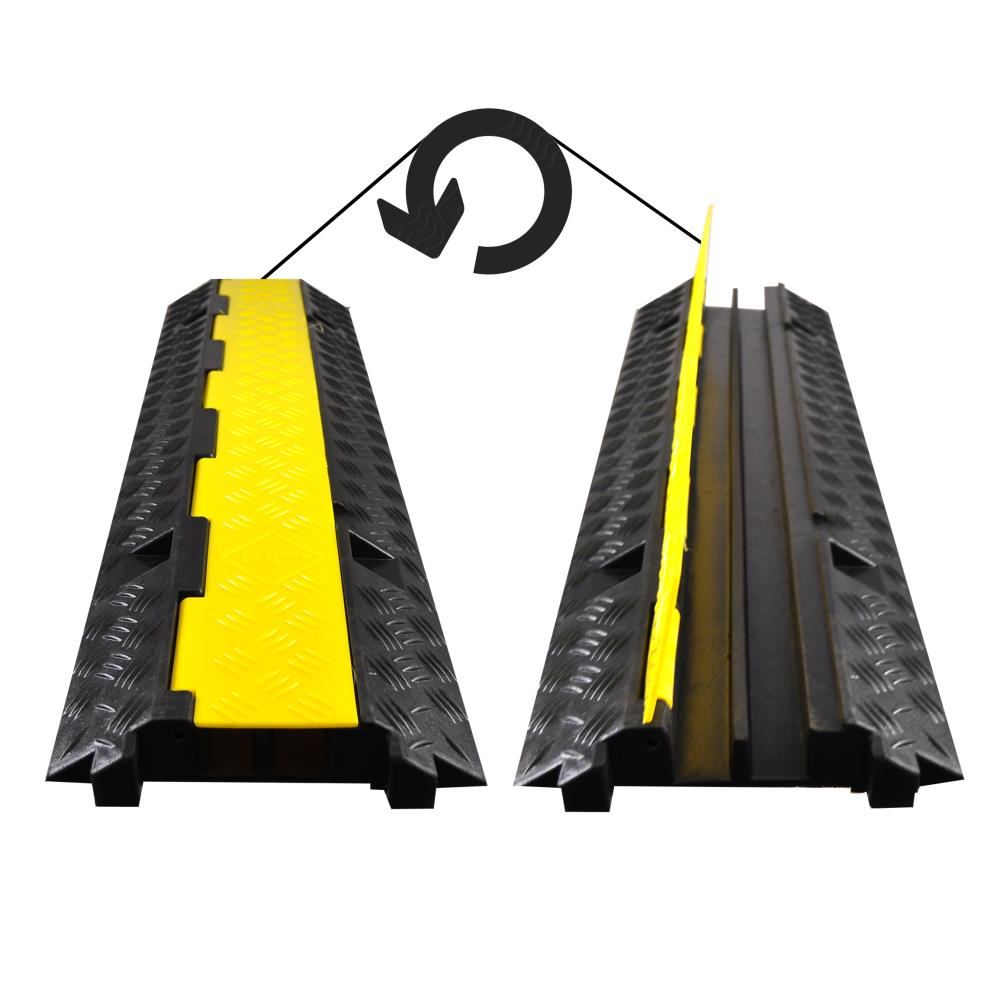 NEW Pyle PCBLCO26 Cable Protective Cover Ramp Cord/Wire Concealment ...