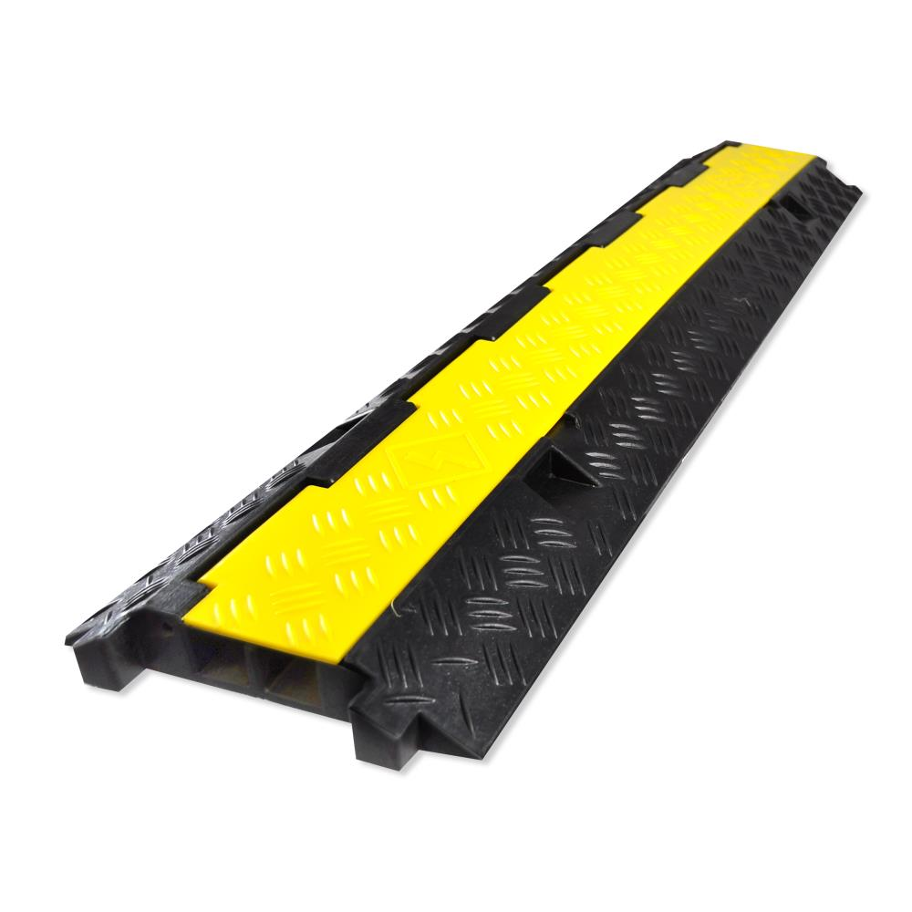 Pyle Pcblco26 Cable Protective Cover Ramp Cord Wire