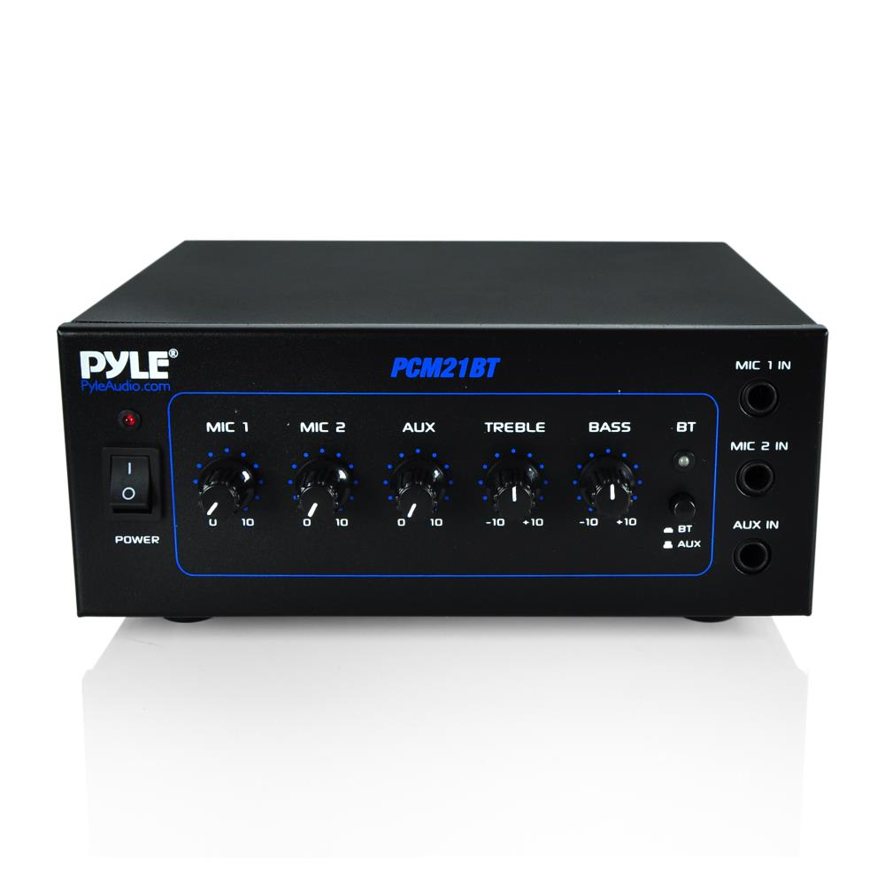 Pyle Pcm21bt Compact Bluetooth Power Amplifier 2