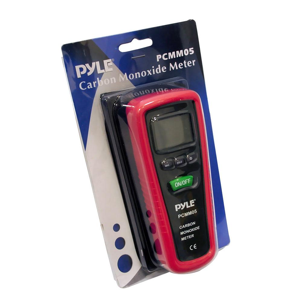 Pyle Pcmm05 Carbon Monoxide Meter