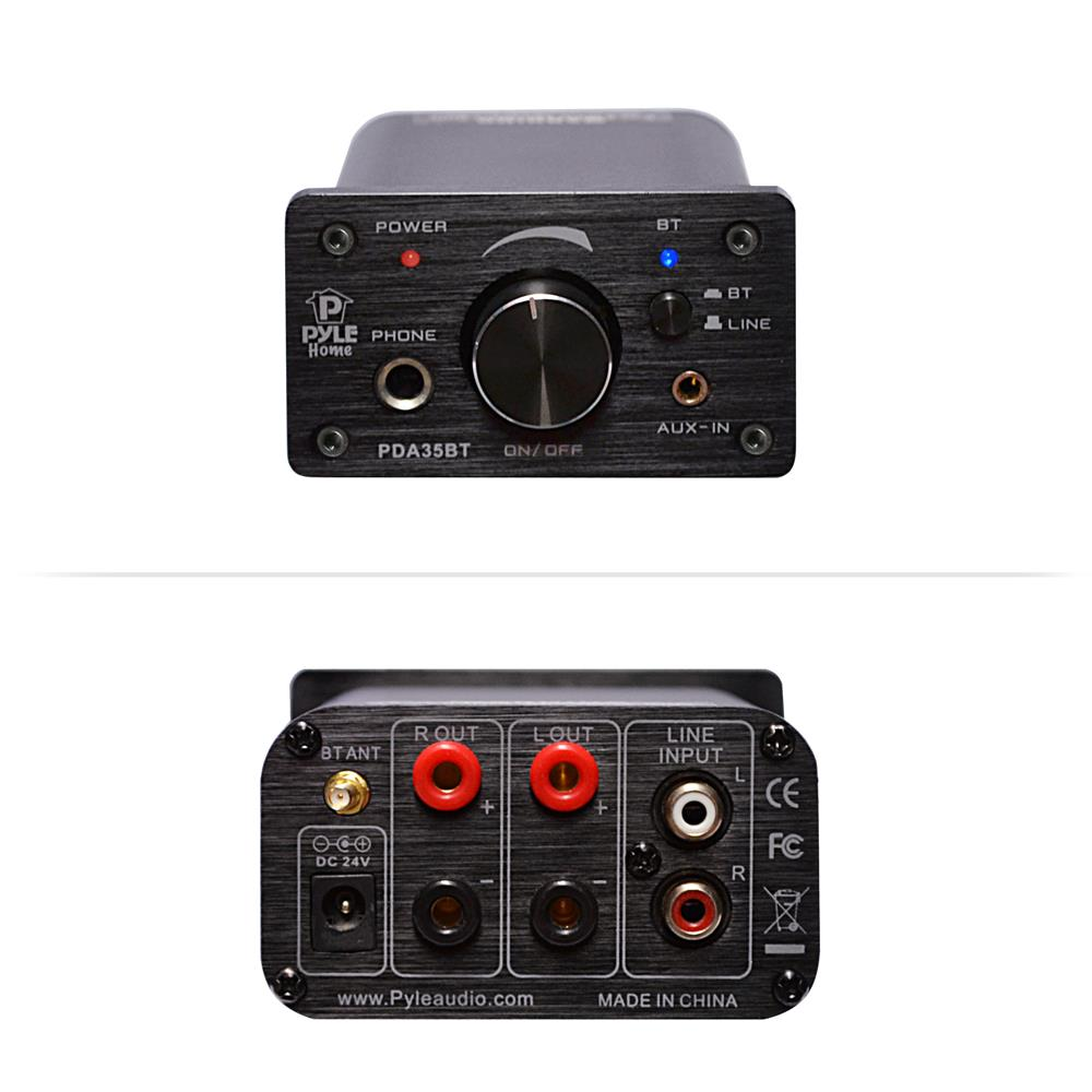 Bluetooth Car Amplifier Review