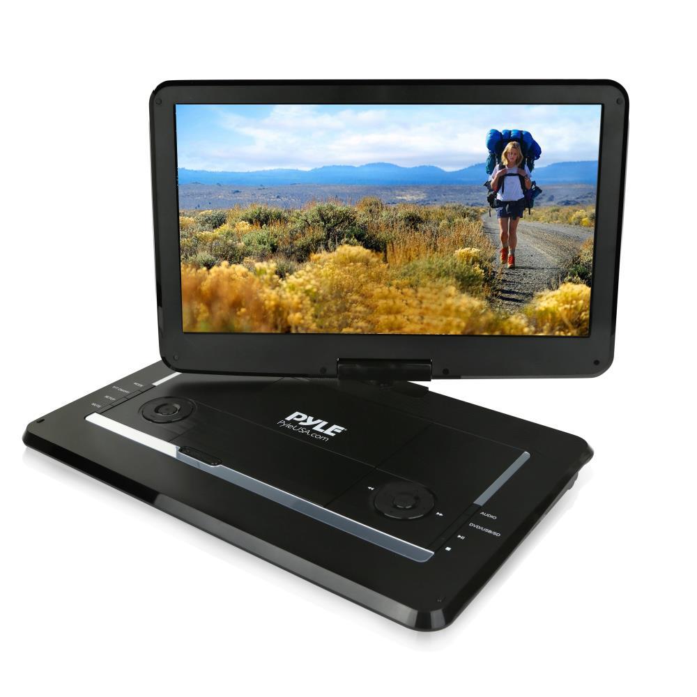 Pyle Pdv156bk 15 Inch Portable Cd Dvd Player Hd