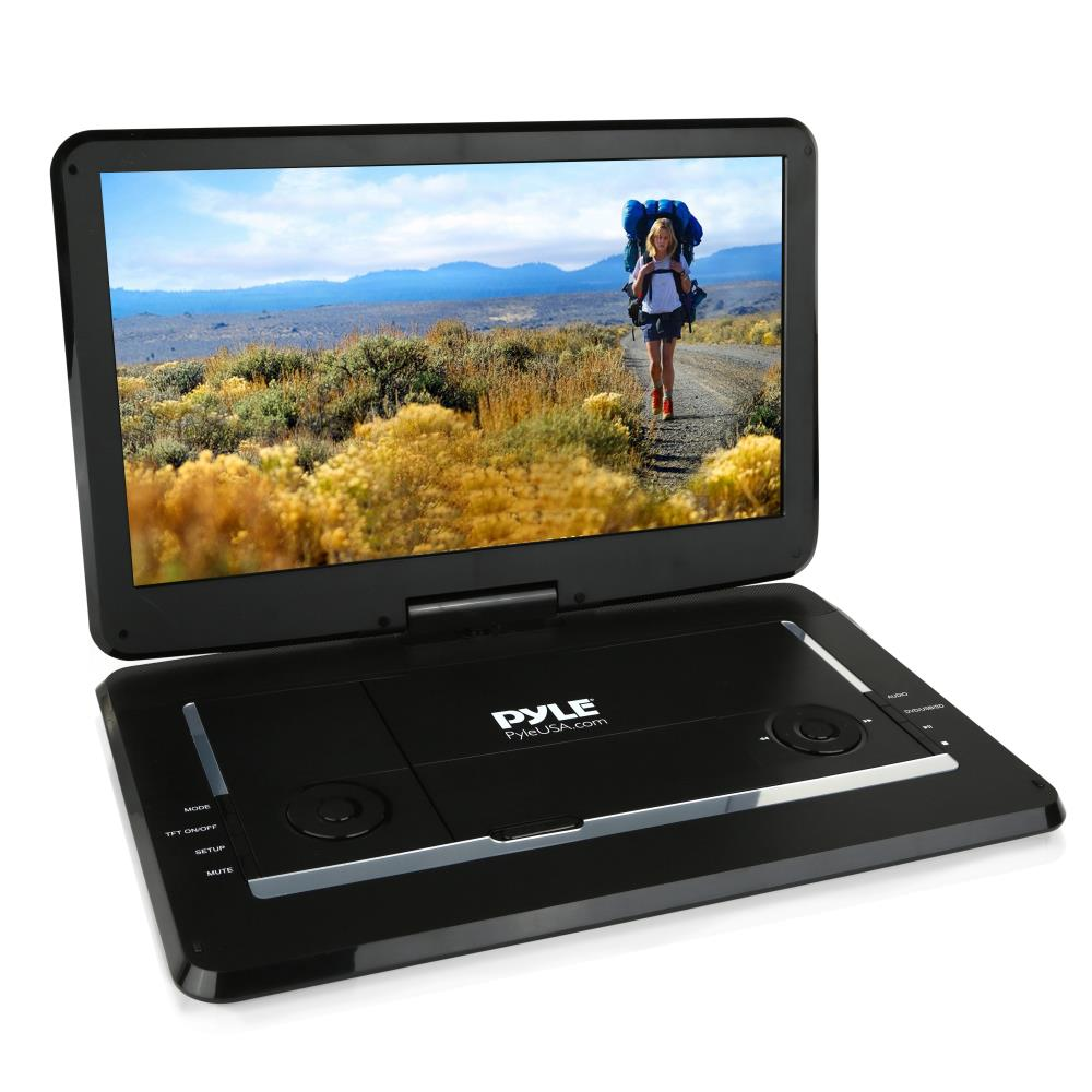 Pyle Pdv156bk 15 Inch Portable Cd Dvd Player Hd