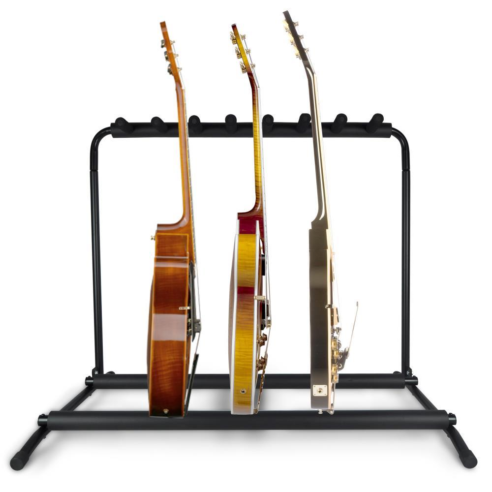 pyle pgst43 guitar stand multi instrument floorstand. Black Bedroom Furniture Sets. Home Design Ideas