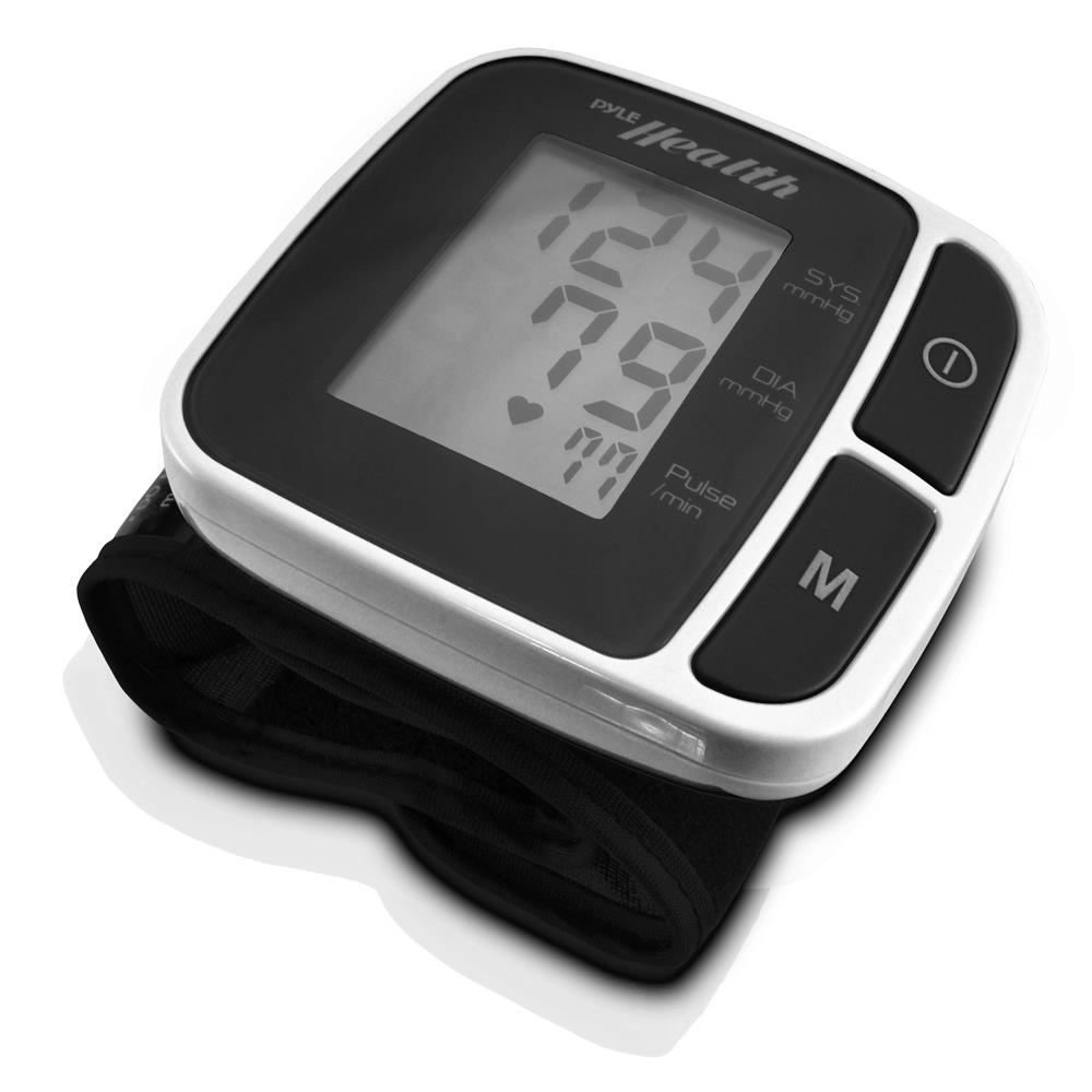 iphone blood pressure monitor new pyle phbpbw40 bluetooth wrist pressure monitor 7797