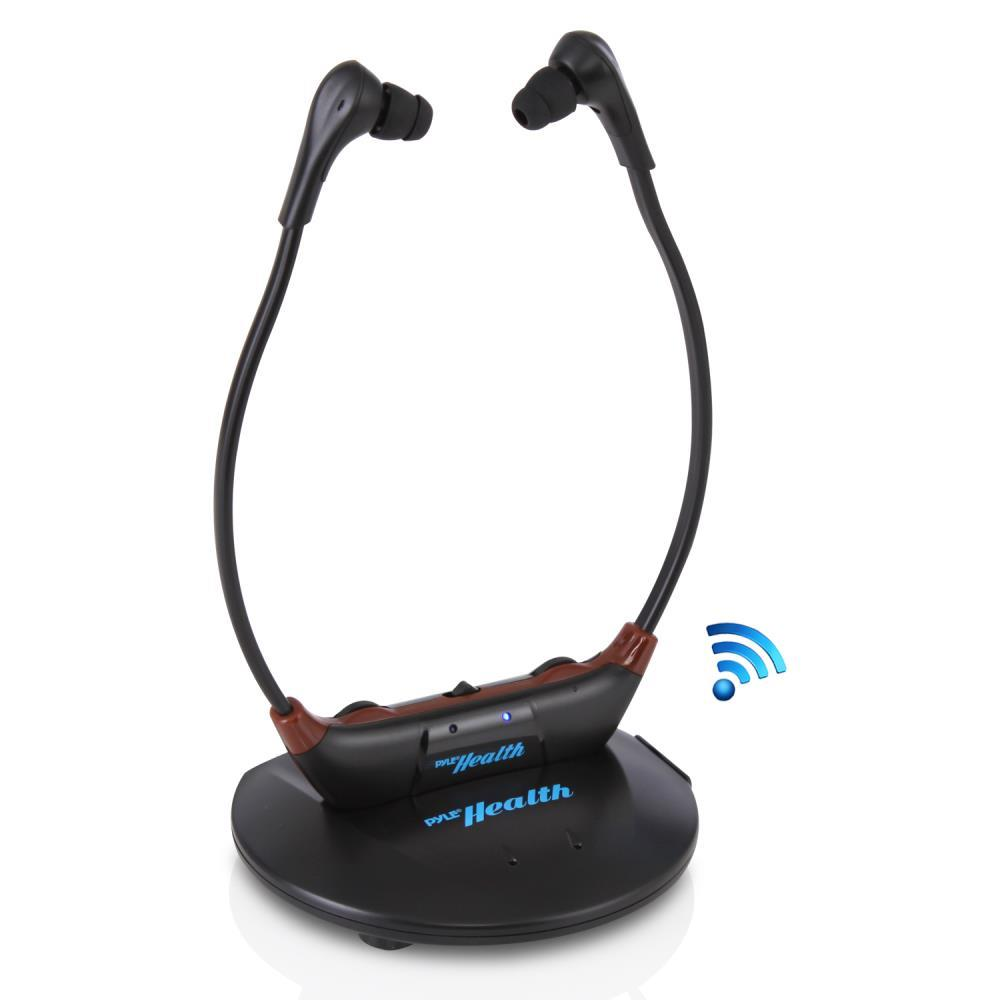 Pyle Phpha76 2 4ghz Wireless Tv Assistive Hearing