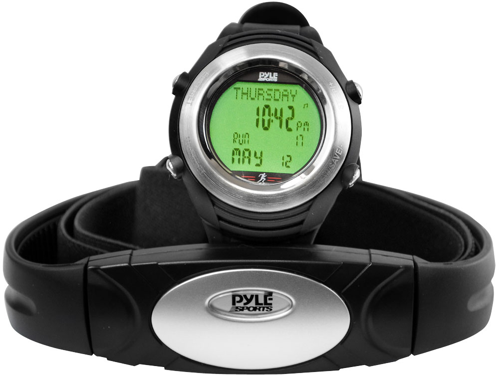 Pyle Phrm20 Digital Heart Rate Monitor System Chest