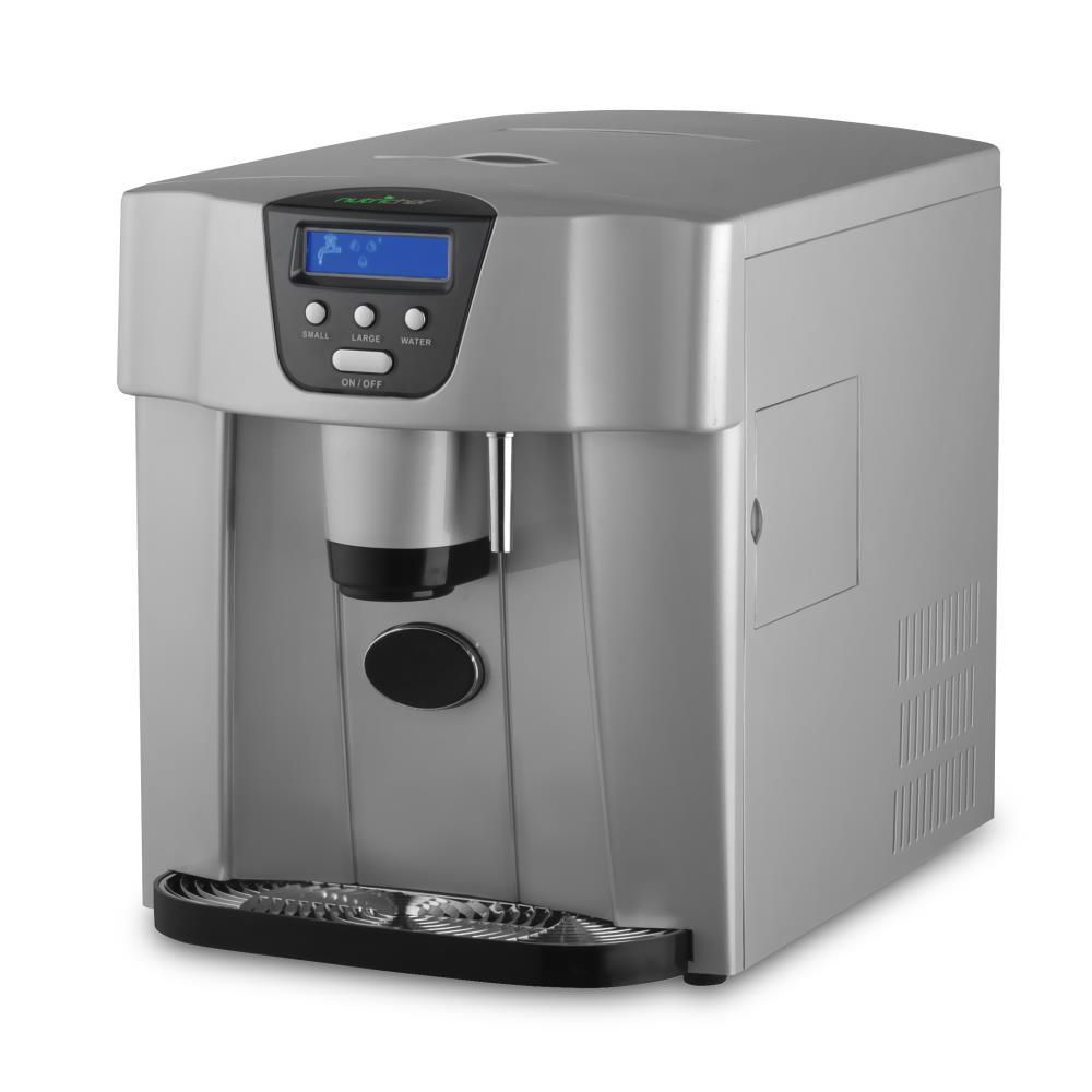 Nutrichef Picem75 Ice Maker Amp Dispenser Countertop