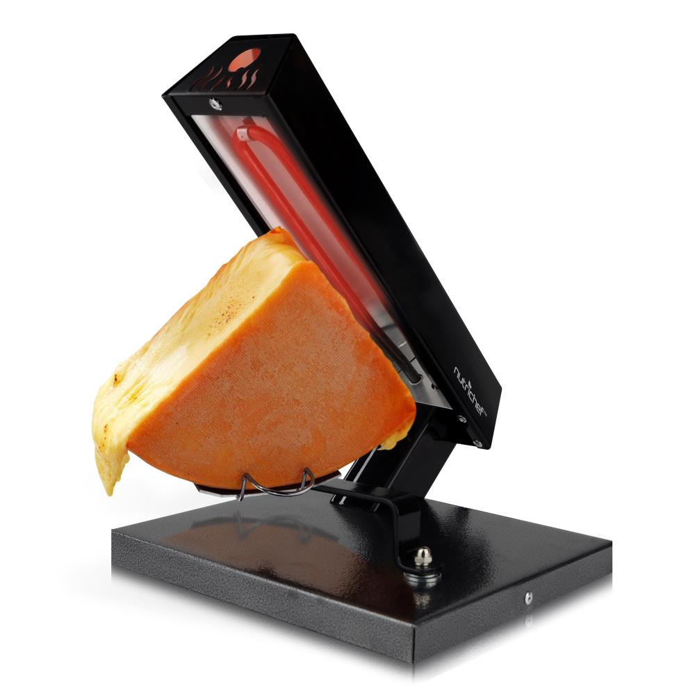 nutrichef pkchmt24 raclette cheese melter electric. Black Bedroom Furniture Sets. Home Design Ideas