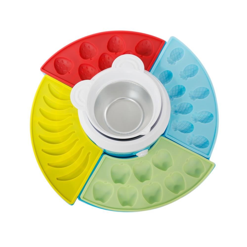 Nutrichef Pkgcm12 Gummy Candy Maker