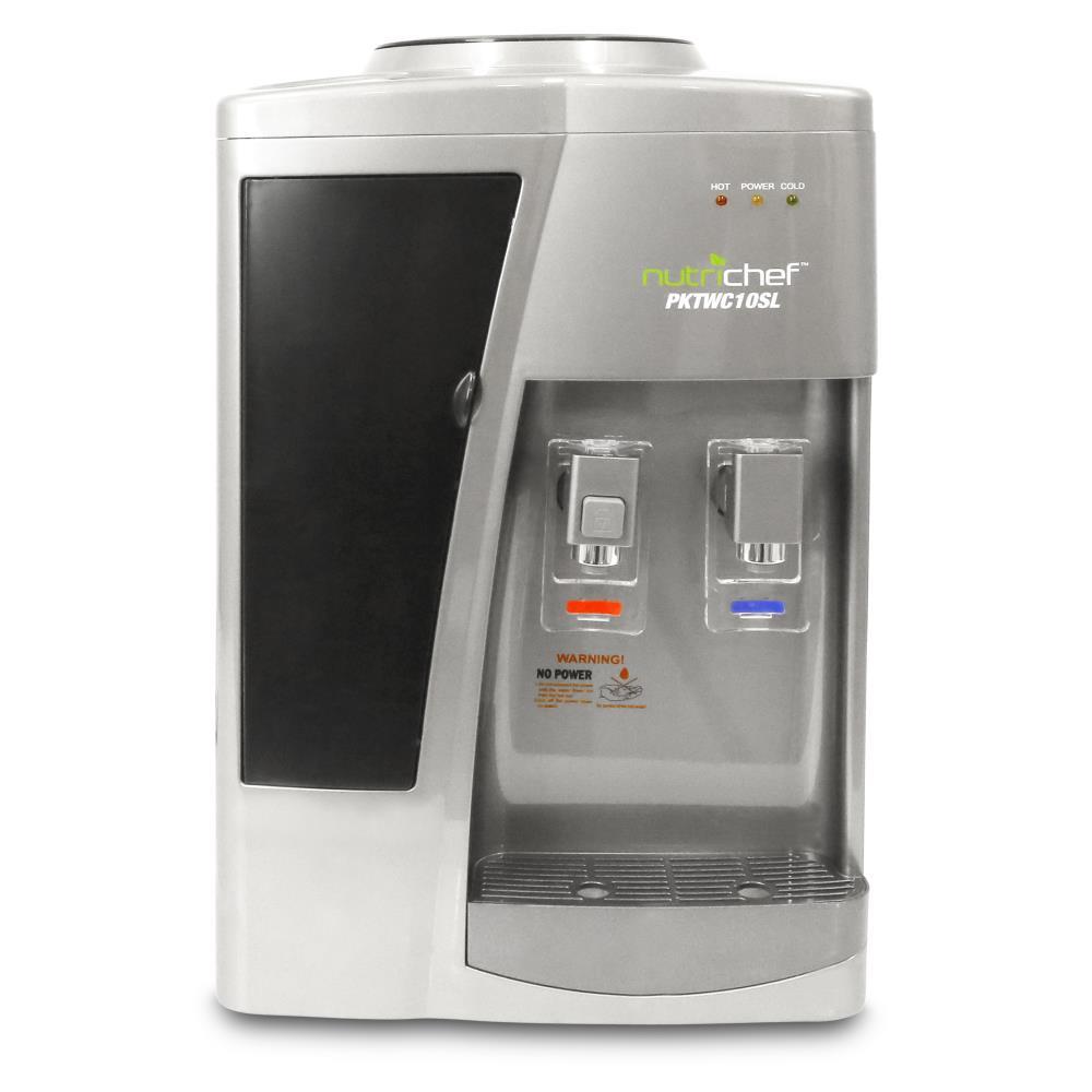 Nutrichef Pktwc10sl Water Dispenser Hot Amp Cold Water