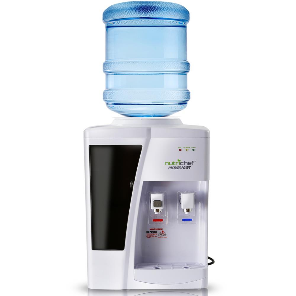 cold water dispenser nutrichef pktwc10wt water dispenser amp cold water 29469