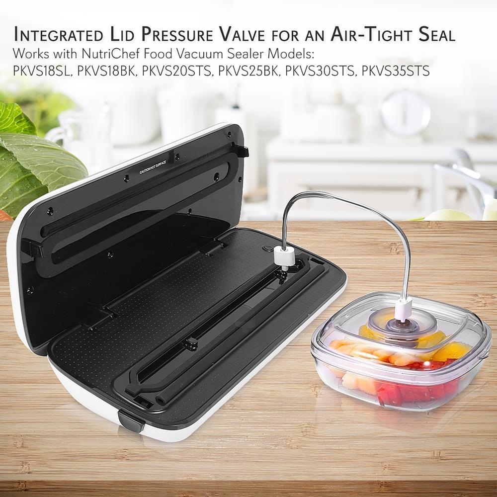 Kitchen Vacuum: Kitchen Air Vacuum Sealer Container
