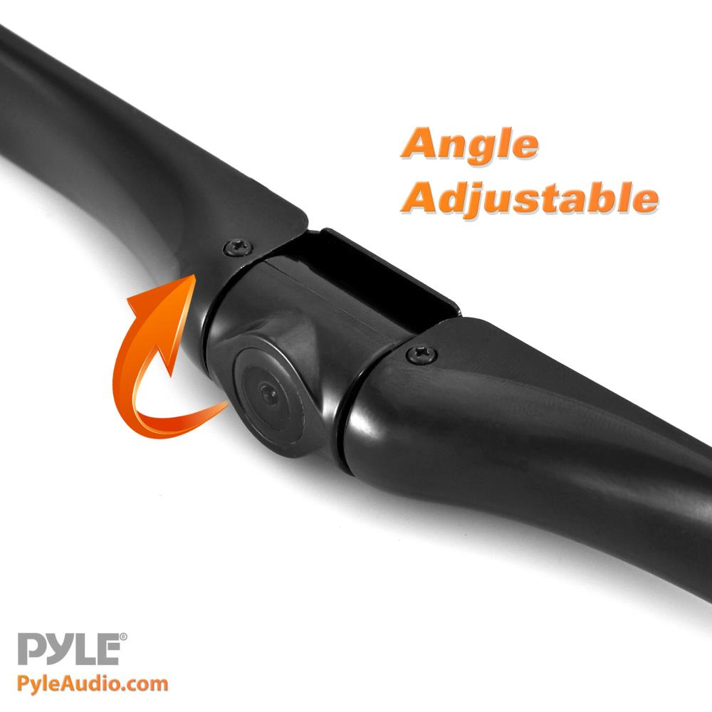 Pyle Backup Camera >> Pyle - PLCM4700 - Rear View Backup Camera & Monitor Parking / Reverse Assist System, Includes ...