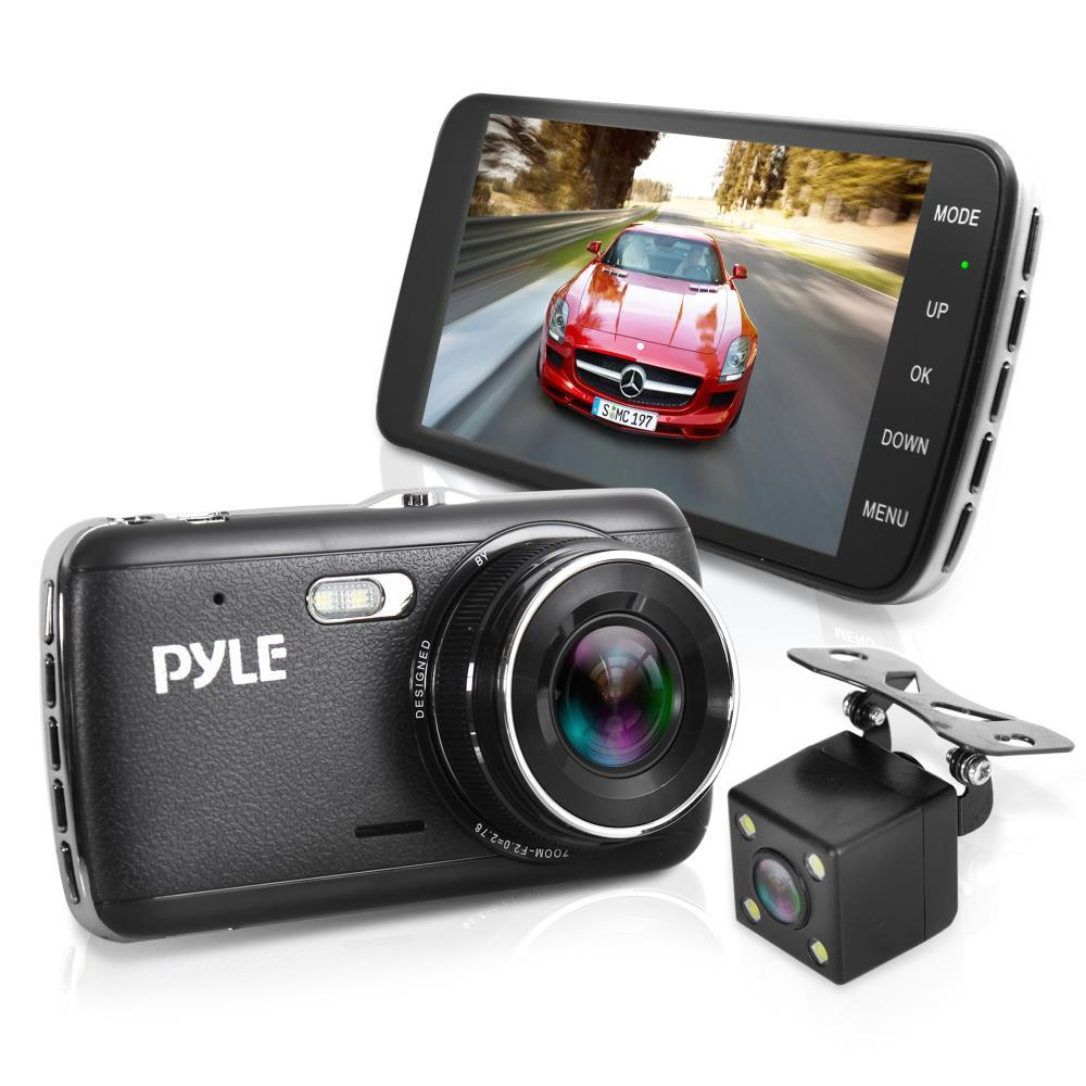 Vehicle DVR Dash Cam Kit
