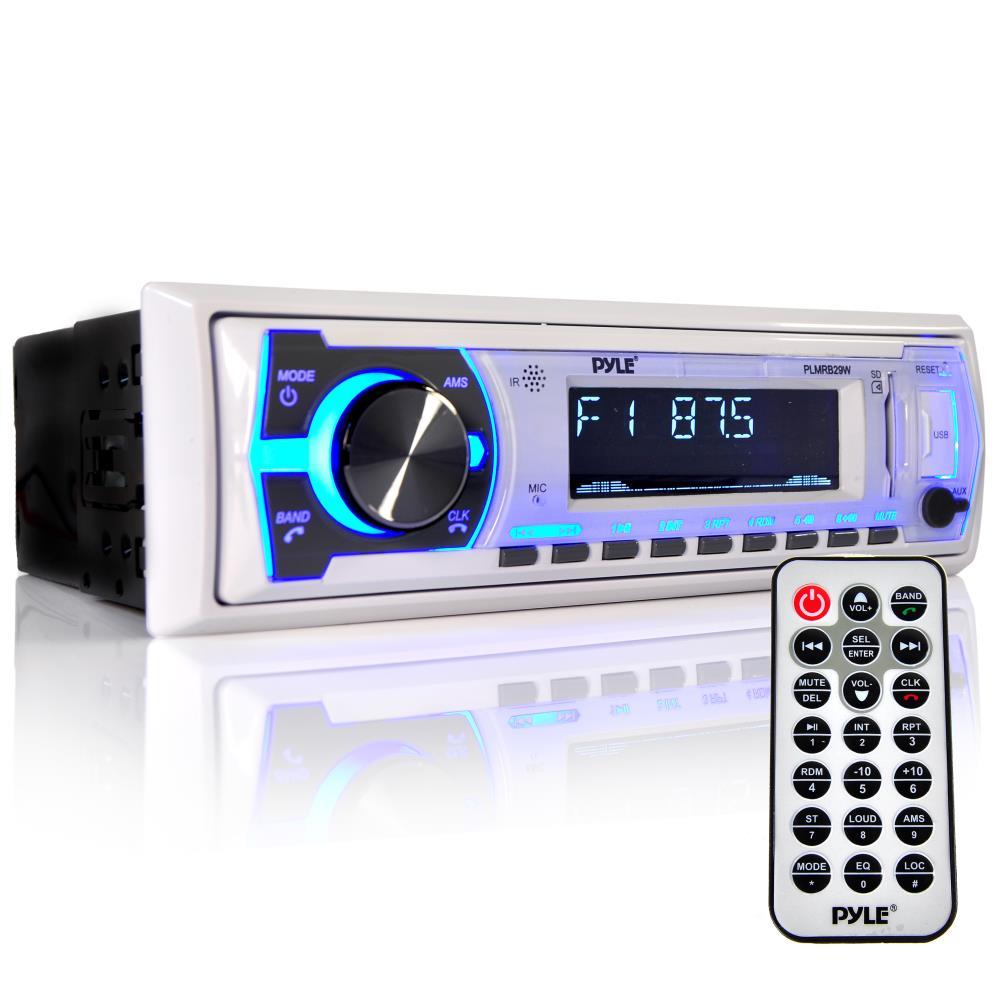 Bluetooth In-Dash Stereo Radio Headunit