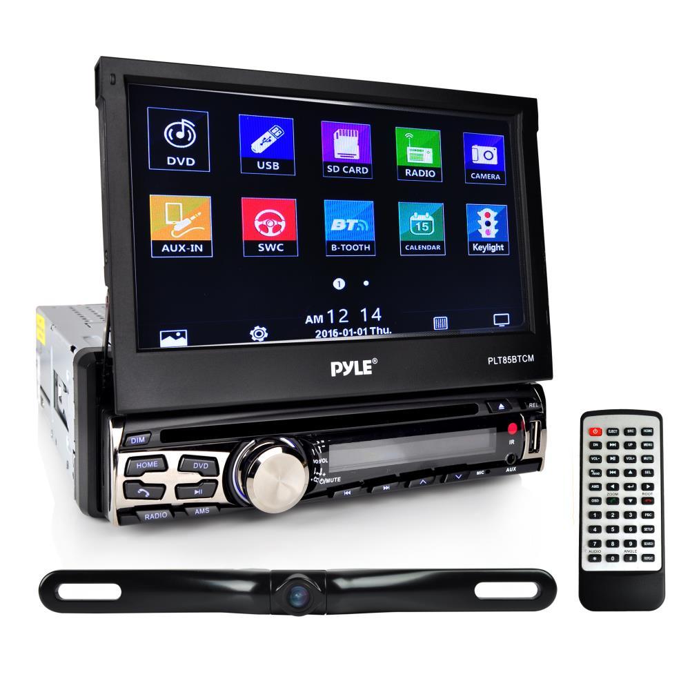 Pyle Plt85btcm 7 Inch Bluetooth Headunit Receiver