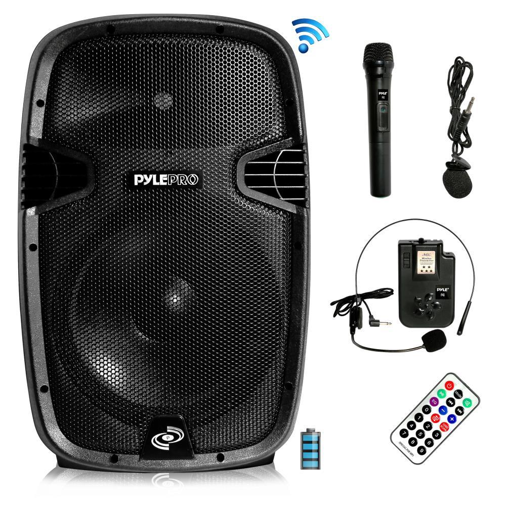 Pyle Pphp1241wmu Wireless Amp Portable Bluetooth