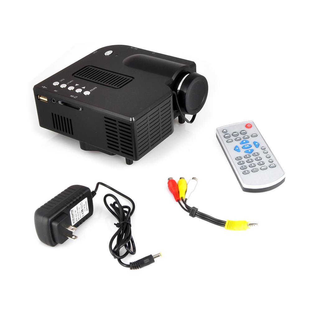 Pyle Prjg48 Mini Compact Pocket Projector 1080p