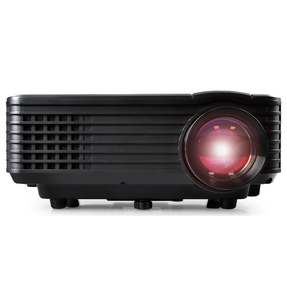 Pyle prjg88 compact digital multimedia projector hd for Compact hd projector