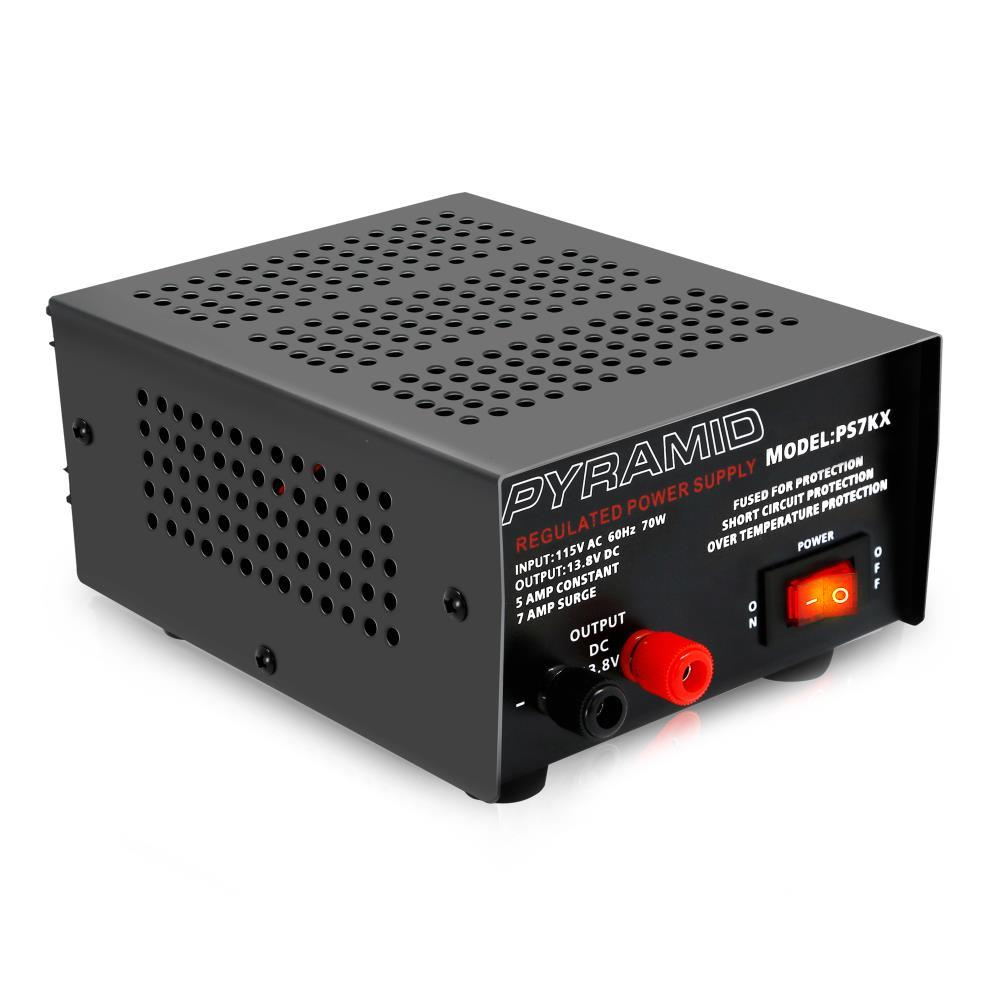 Pyramid Ps7kx 5 Amp Power Supply