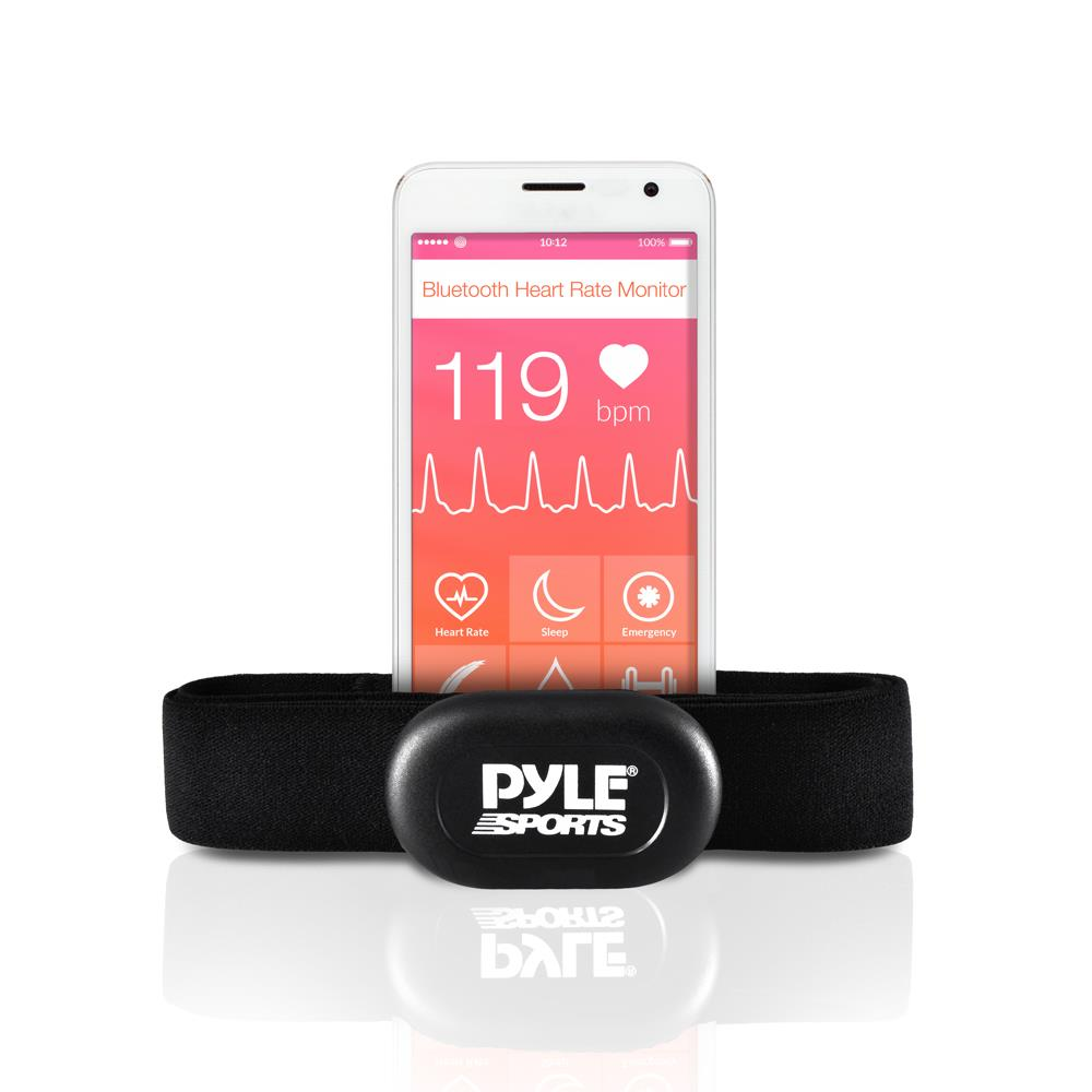 Bluetooth Wireless Sport Training Heart Rate Monitor & Transmitter
