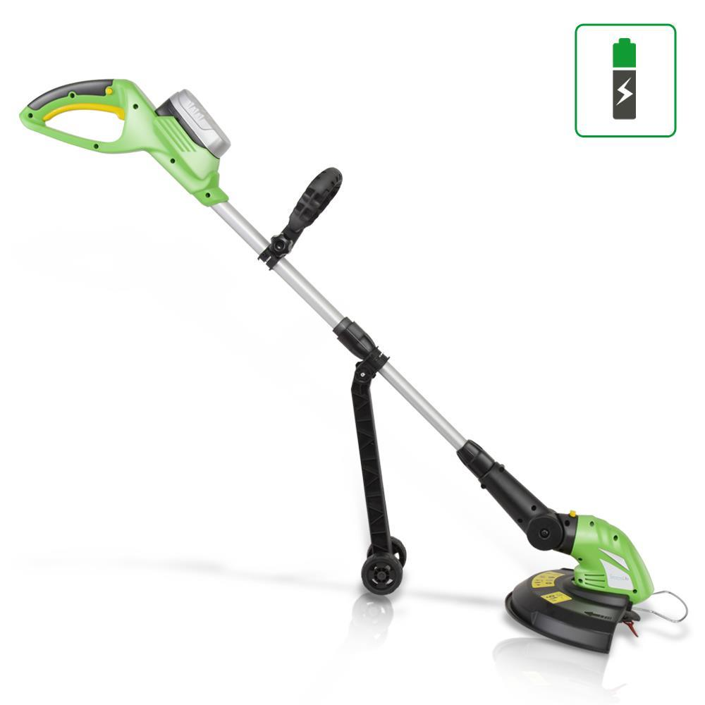 Serenelife Pslcgm25 Cordless Grass Trimmer Edger