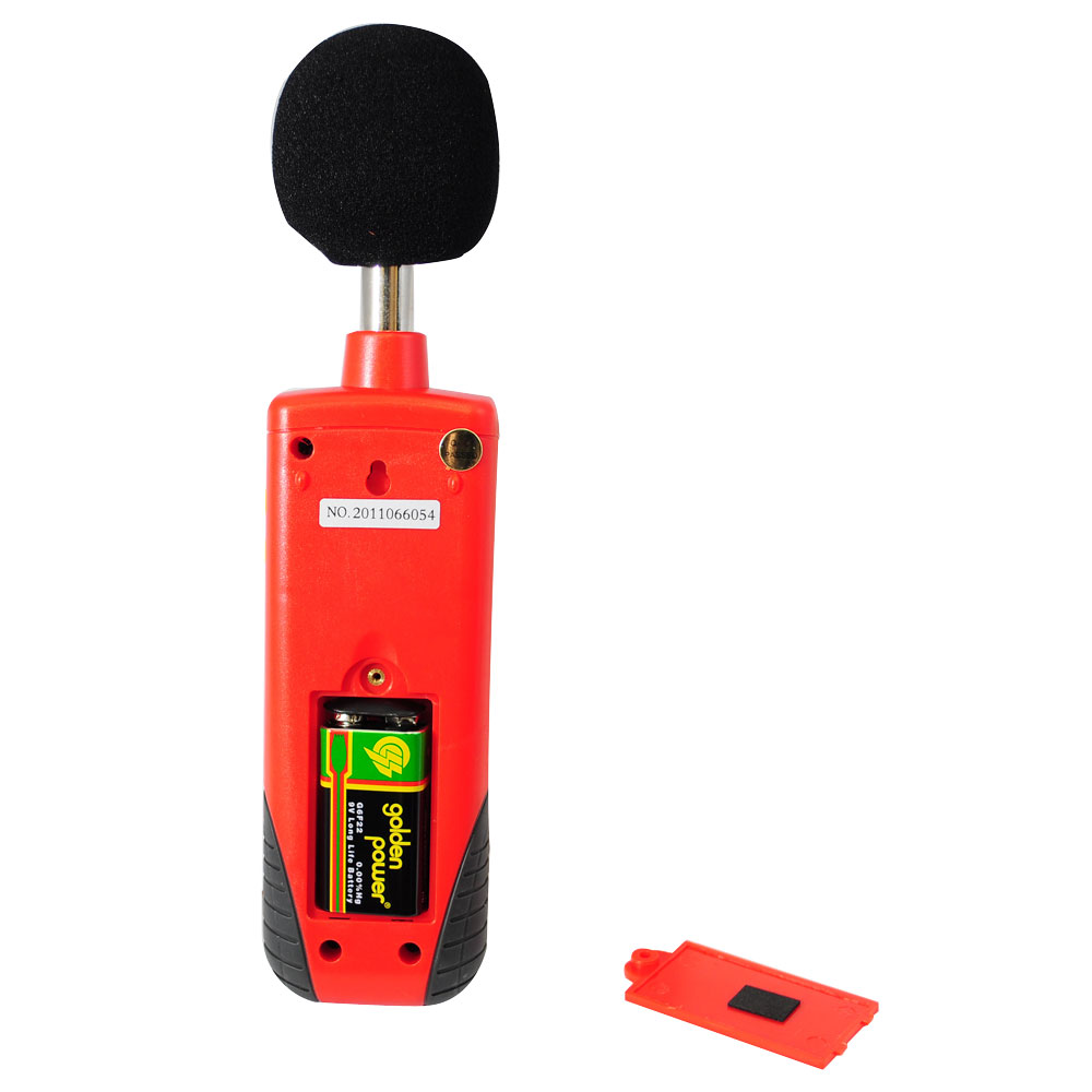 Sound Frequency Meter : Pyle pspl sound level meter with a and c frequency